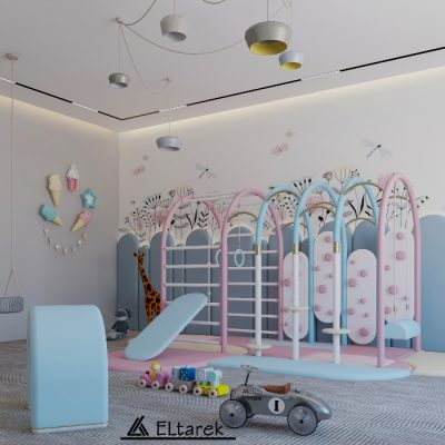 CANDYLAND PLAYROOM – EXCLUSIVE PROJECT WITH ASMAA TAREK