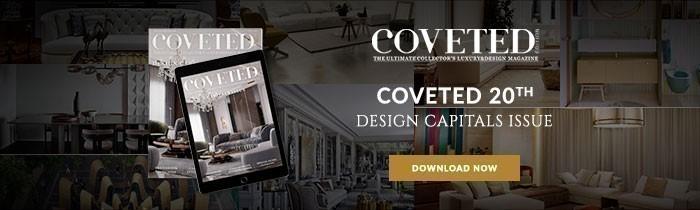 Fendi Casa relaunchs Luxury Furniture Collection