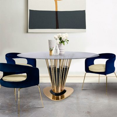 10 MODERN DINING CHAIRS FIT FOR ANY LUXURY PROJECT