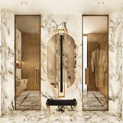 CAPSULE COLLECTION: LUXURY BATHROOM